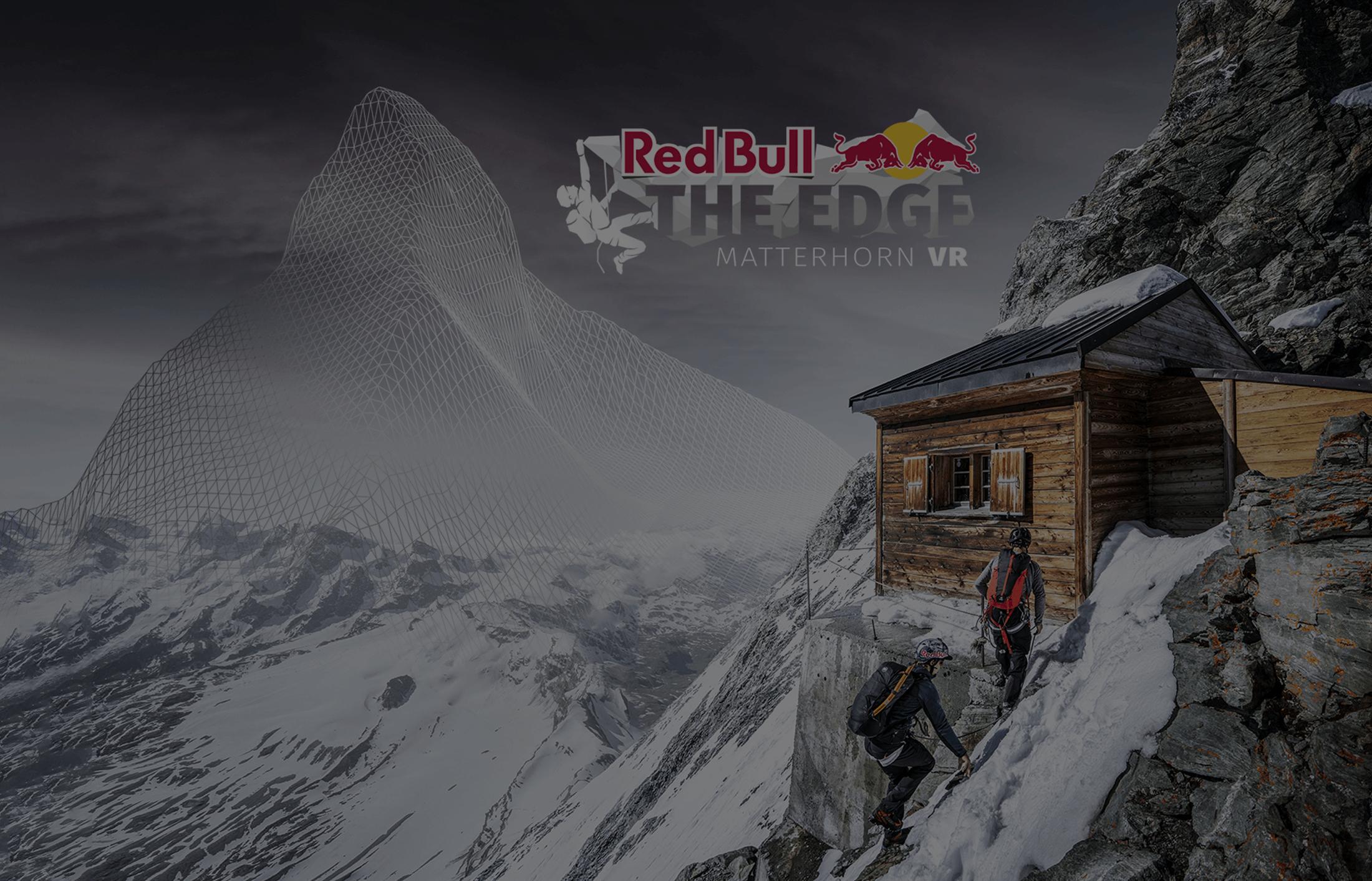 Red Bull: THE EDGE Matterhorn VR
