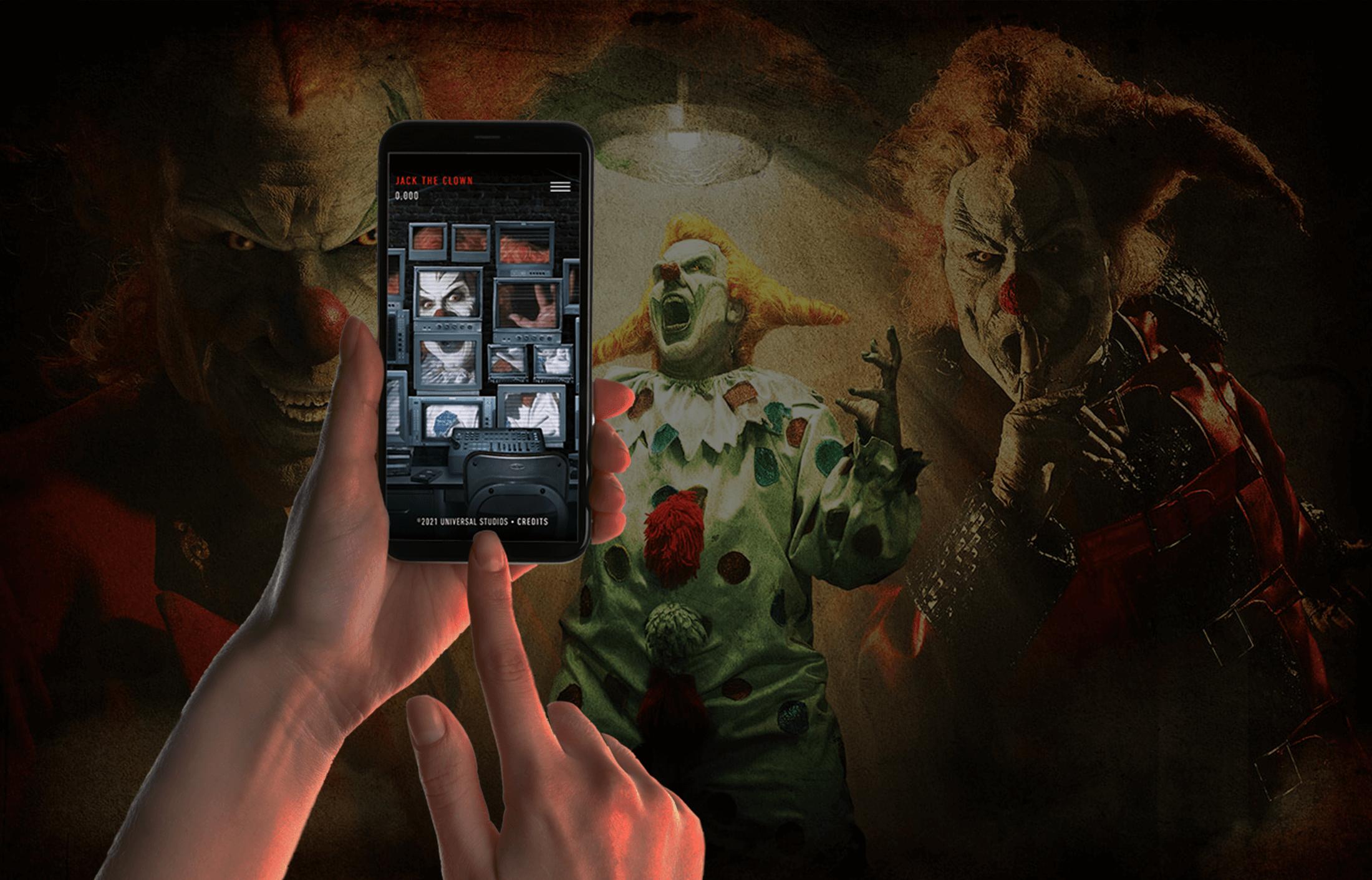 Halloween Horror Nights 30: Mobile Game