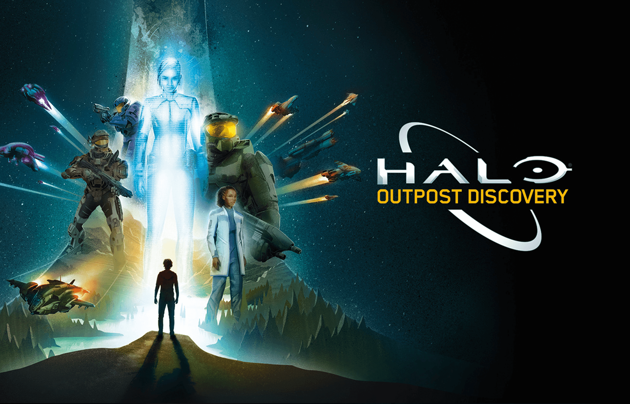Halo: Outpost Discovery – Mobile App
