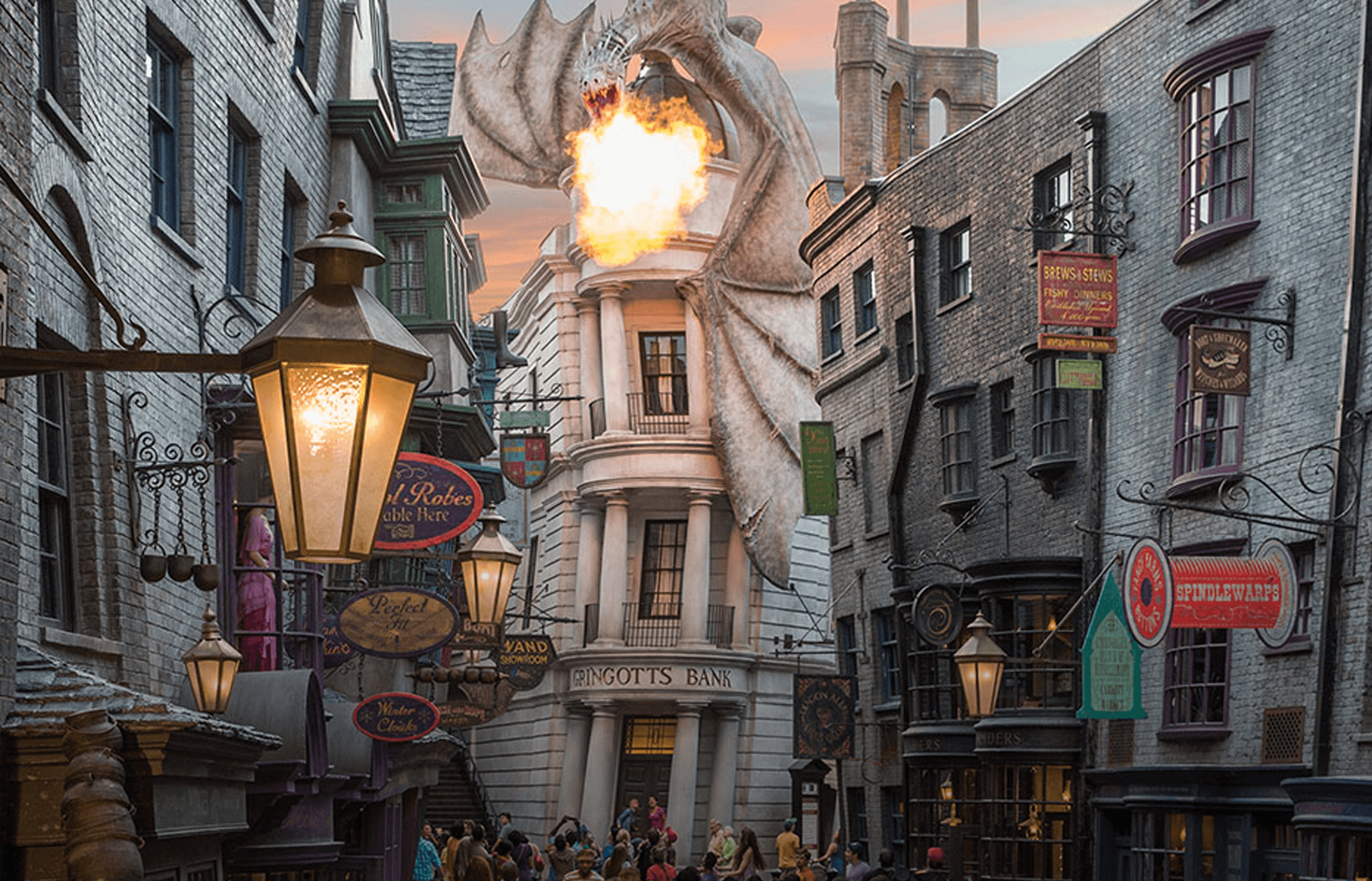 The Wizarding World of Harry Potter: Interactive Troll